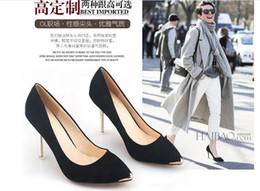 Hot Selling Women Pumps Platform Thin Heels 9cm Cross Strap Women Shoes Fashion High Quality Sexy High Heels Size 35-41