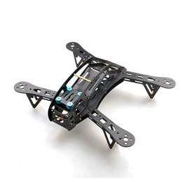 Promotion meilleurs drones de la caméra MEILLEUR WASP280 280mm Mini 4-Axis Fibre de verre RC Quadcopter Frame Kit DIY pour FPV RC Drone UAV 808 Caméra comme 280 Alien à travers F14702