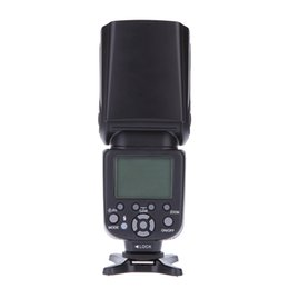 Wholesale TRIOPO TR II HSS Wireless Master Slave Flash Mode Speedlite for Canon DIII D D D1617