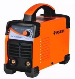 Wholesale JASIC welder ZX7 ARC200 IGBT welder good quality igbt arc welder arc welding machine mini arc welder
