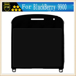 Wholesale For blackberry Bold LCD Assembly white black HOT LCD Display And Touch Screen Digitizer Origin high quality
