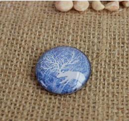 Fridge magnets blue1