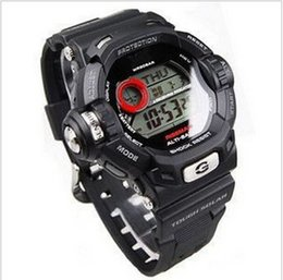 Wholesale hot sale support dropship GW digital watches shock sport watch GW9200 jelly wristwatch men sports watches