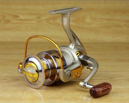 Wholesale Fee shipping Hot Sale Super Technology Fishing Reel BB EF Series Spinning Reel Boat Rock Fishing Wheel