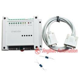 Wholesale CF2N AD2DA for CF2N PLC analog input analog output