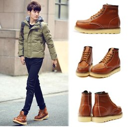 Wholesale Fashion Winter Leather Dr Martin Boots Fur Martin High Top Casual Shoes Men Women Boots Ankle Botas Brand Motorcycle Boots