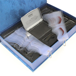 Wholesale Hot Sale D Effect Eyebrow Tattoo Stencil Makeup Tools Magic Eyebrow Shaping Design Kit