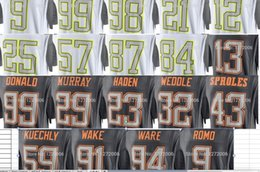 Wholesale 2015 Pro Bowl jerseys Embroidered name and number all star jersey fast shipping