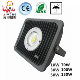 Wholesale Waterproof outdoor LED flood lights lamp w50w100w condenser lens to shoot the lightto shoot the light