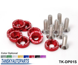 Wholesale SKUNK2 Hot Selling Fender Washers Bumper Washer Lisence Plate Bolts Kits for CIVIC ACCORD TK DP01S