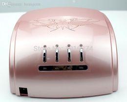 Wholesale cheap hotsale salon best quality blister safe packing nail dryer machine v v timer auto sensor w ccfl uv led nail lamp