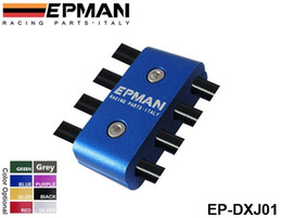 Wholesale EPMAN Racing SPW ENGINE SPARK PLUG WIRE SEPARATOR DIVIDER CLAMP FOR CAR MOTORCYCLE ATV EP DXJ01 Have in stock