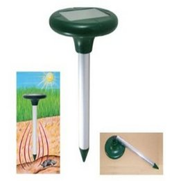 Wholesale Solar Powered Sonic Petsbye Advanced Mole Rodents Repellent Repeller UK Stock