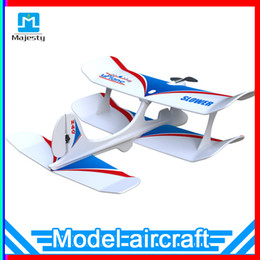 Wholesale RC Line Safe Stablity Aircraft Uplane Bluetooth Smart Phone Gravity Sensing RC Airplane Model Mini Fixed wing Plane