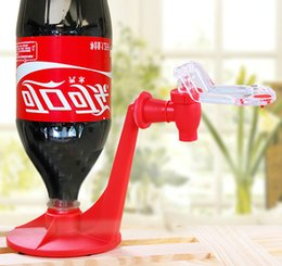 Wholesale Birthday Party Supplies Party Fizz Saver Soda Dispenser Drinking Machine Cola New Cool Creative Drink Dispensing Fashion Convenient Soda Dis