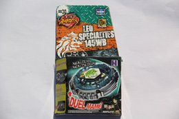 Wholesale 1 piece Beyblade Rock Leone WB Metal Fusion Fight D Beyblade BB30