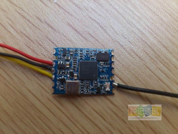 2.4G 8 channel miniature wireless video receiving module 500mw