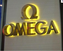 Backlit Stainless Steel Letters Online
