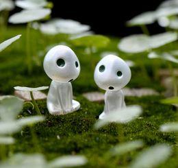5pcs Elf fairy garden miniatures jardin moss terrarium Aliens moss micro landscape ornaments figurines gnome
