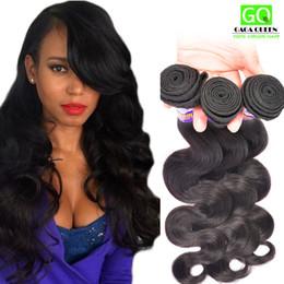 Wholesale Grace Hair Products Brazillian Body Wave Mink Virgin Hair Weave Grade A Brazilian Human Hair Wet And Wavy Brazilian Hair Bundles Mix Length