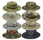 Acheter en ligne Super sniper-Armée militaire en gros aux États-Unis BONNIE chapeaux ronds bords Sun Bonnet James Super Light Sniper Chapeau de pêche 60% polyester 40% coton Livraison Gratuite