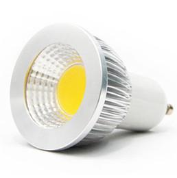 Super COB LED Lamp Spot Light GU10 Bulb light 5W 7W 10W, 100% reflecting lighting