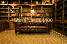 Wholesale 5X10ft vinyl backdrop photography background library backdrop XT