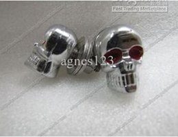 Wholesale 250R Motorcycle Accessories nut Harley cruising Prince vehicles into the skull Kito screw