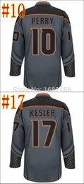 Wholesale 2015 Cheap New Anaheim Ducks Ryan Kesler Jersey Cross Check Premier Fashion Storm Authentic Hockey Jerseys