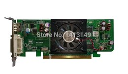 Wholesale Ati Radeon HD3450 MB Low Profile PCI E Video Card Adapter F343F F343F CN F343F