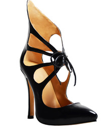 designer shoes 2018 new fashion sandals pointed toe lace-up sapatos melissa sandalia high heels stiletto heel women party shoes