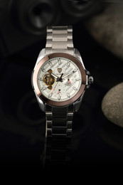 Fashion Wristwatch automatic Mechanical Wrist watch Men TEVISE watches TV55
