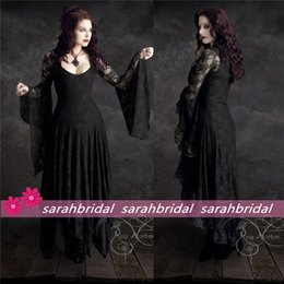 Cheap plus size gothic wedding dresses « Clothing for large ladies