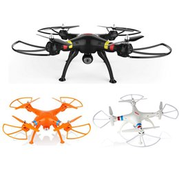 SYMA X8C 4CH 2.4GHz RC drone helicopter quadcopter Drone with 2.0MP camera RC helicopter with retail box free DHL