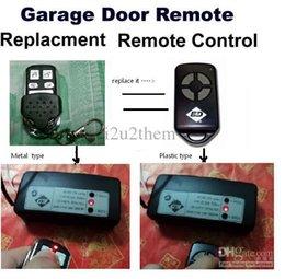 Wholesale B D MHZ replacement remote control BND remote BND garage door remote control