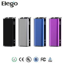 Wholesale iSmoka Eleaf iStick W Battery Mod iSmoka Eleaf Istick W Electronic Cigarette Ismoka Istick W ego E Cigarette with mah Battery