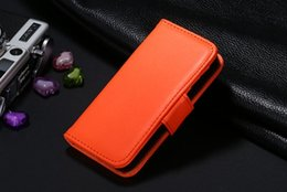 Wholesale For s Affordable Luxury Flip PU Leather Case For Apple iPhone S Wallet Stand Leather Cover With Card Slot amp Photo Frame