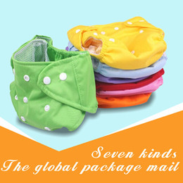 Baby Newborn moon Diapers cover Washable Reusable bebe nappies changing cotton potty training pantcloth diapers Global shipping