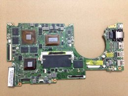 Wholesale For Asus UX51VZ laptop motherboard REV mianboard with i7 cpu New and