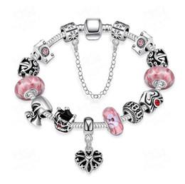 Wholesale 2016 Woman Hot Sale Hand beaded bracelet strand elastic wristband charm jewelry gifts DIY crystal ornaments buckle Beaded Bracelet