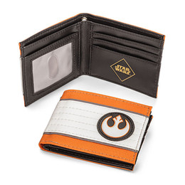 Wholesale wallets for men wholesales star wars wallet Mandalorian Rebel Allianc Galactic Empire short designer card holder star wars wallet