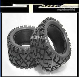 Wholesale high quality RC Gas scale tire for baja rc hobby Bugg car toys Bajas RTF spare parts