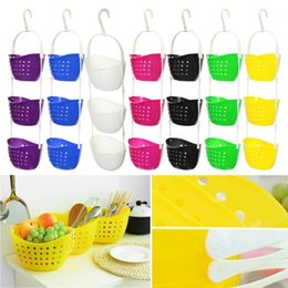 Wholesale Hot Sale Tier Bathroom Shower Caddy Bath Rack Plastic Hanging Over Baskets Unit Shower Organiser New Design
