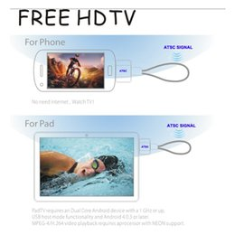 Wholesale ithome ATSC Digital TV Receiver for Android smart phone and tablet