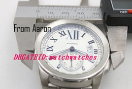 Wholesale luxury Brand Men Dress De watch ACER AU automatic movement stainless steel Mechanical fashion watch gift box