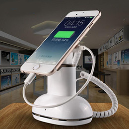 Mobile Phone Display Stand with alarm and charger