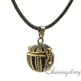 openwork metal volcanic stone essential oil necklace essential oil necklace wholesale aromatherapy jewelry aromatherapy necklace wholesale