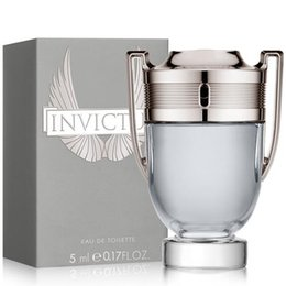 Wholesale EAU DE ToILETTE Invictus premium Fragrance perfume for man ml