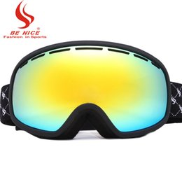 Wholesale New coming Motorcycle Motocross ATV Dirt Bike Off Road Racing Goggles Anti UV snow