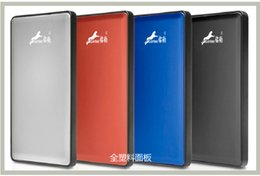 Wholesale New GB USB External Hard Drive portable hard disk HDD Externo Disco HD Disk Storage Devices